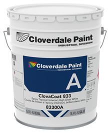 <p>ClovaCoat 833: Epoxy Interior Topcoat</p>