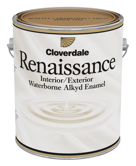 <p>Renaissance<sup><span>&reg;&nbsp;</span></sup>Hybrid Interior/Exterior Finish, Low Gloss (GL4)</p>