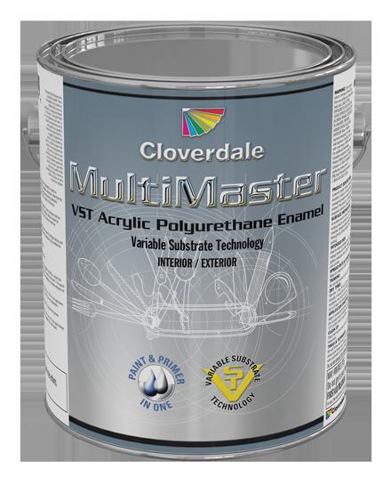 <p>Multimaster Arcylic Urethane Enamel, Satin (GL3)</p>
