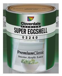 <p><span>Super Eggshell Interior Latex Finish (GL2)</span></p>