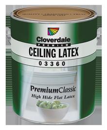 <p><span>Premium Classic Flat Ceiling Latex</span></p>