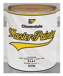 <p><span>Master Painter Interior Latex Finish, Flat (GL1)</span></p>