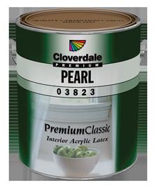 <p>Premium Classic Interior Acrylic Latex, Pearl (GL3)</p>