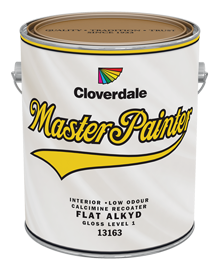 <p>Master Painter Interior Low Odour Calcimine Recoater</p>