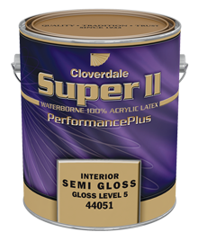 <p>Super2 100% Acrylic Semi-Gloss</p>