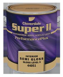 <p>Super2 100% Acrylic Semi-Gloss</p>