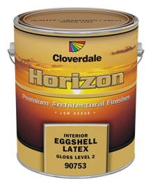 <p>Horizon Ultra Low VOC Interior Finish, Eggshell (GL2)</p>