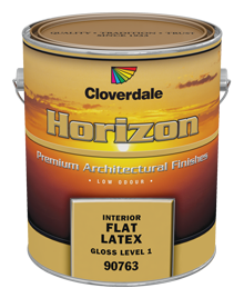 <p>Horizon Ultra Low VOC Interior Finish, Flat (GL1)</p>