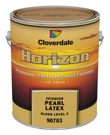 <p><span>Horizon Ultra Low VOC Interior Finish, Pearl (GL3)</span></p>